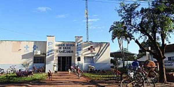 Imagens da cidade de Gouvelândia - GO