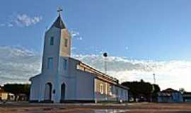 Guapó - Igreja Matriz de Guapó - GO por Arolldo Costa Oliveira