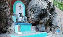 Guarani de Goiás - Altar na Terra Ronca em Guarani de Goiás-GO-Foto:jackson a de moura