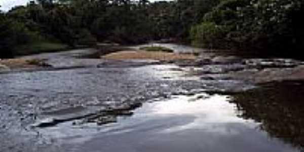 Ribeirão Muquém em Guarinos-Foto:Argeu Teles