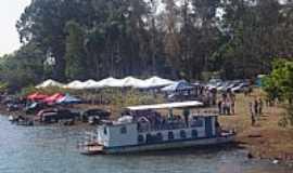Inaciolândia - O Lago do Rio dos Bois