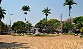 Inhumas - Inhumas-GO-Praça Belarmino Essado-Foto:Arolldo Costa Oliveira