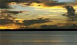 Coari - POR DO SOL RIO SOLIM�ES FOTO antonio iaccovazo