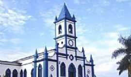 Coari - Catedral de Sant�Ana e S�o Sebasti�o em Coari-Foto:Vicente A. Queiroz