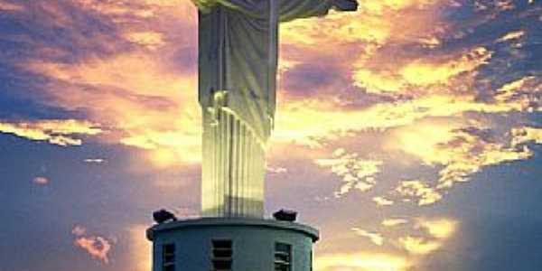 Coari-AM-Cristo Redentor-Foto:Antonio Iaccovazo