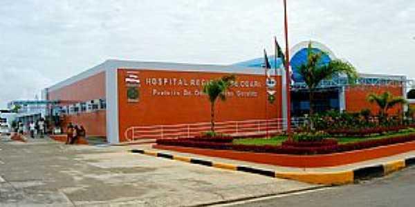 Coari-AM-Hospital Regional-Foto:Antonio Iaccovazo