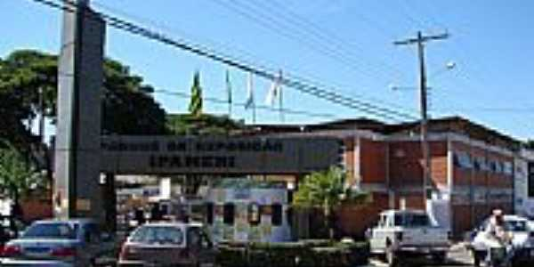 Entrada do Parque de Exposição Agro-Pecuária-Foto:bethcosta