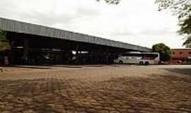Iporá - Iporá-GO-Terminal Rodoviário-Foto:wender marques