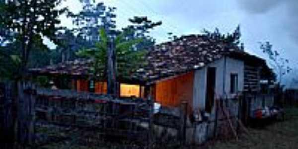 Iporá-GO-Casa típica sertaneja-Foto:Joventino Neto