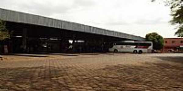 Iporá-GO-Terminal Rodoviário-Foto:wender marques