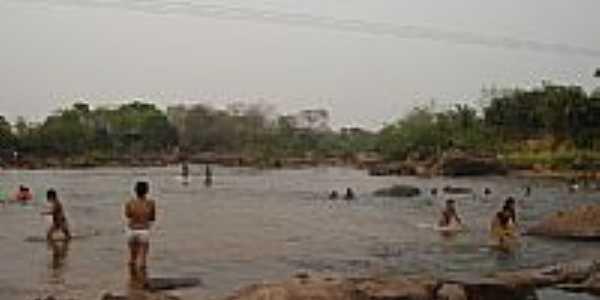 Rio Claro  Israelandia GO por Fl�vio Carlos