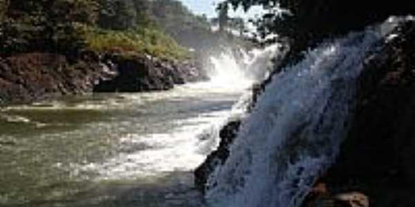 Cataratas de Itaguaçu-Foto:Jorge Edgar Meza Mon…