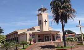 Itajá - Igreja São João Batista - Itaja-GO foto Marcus Patury