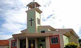 Itajá - Igreja Matriz de São João Batista foto Vicente A. Queiroz