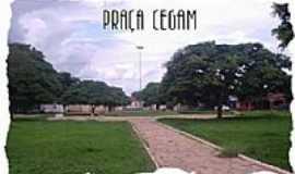 Itapaci - Praça Cegam - Itapaci-GO