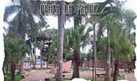 Itapaci - Praça da Matriz - Itapaci-GO