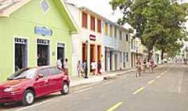 Xapuri - Rua de Xapuri, Terra de Chico Mendes-Foto:JEZAFLU=ACRE=BRASIL