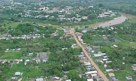 Xapuri - Xapuri-AC-Vista aérea da região-Foto:Jezaflu Jesus