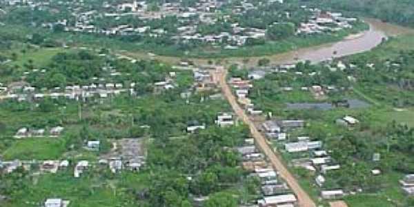 Xapuri-AC-Vista aérea da região-Foto:Jezaflu Jesus