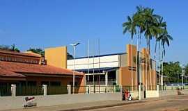 Codajás - Escola Padrão onde funciona a UEA