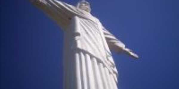 Cristo Redentor , Por José Eustáquio Ribeiro (Panoramio)