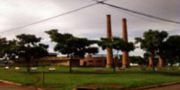 Antiga Cital e Atual Centro Cultural Cora Coralina , Por Hélio da Silva Fonseca