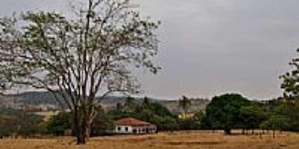 Área rural de Itauçu-Foto:Arolldo Costa Olivei…
