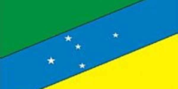 Bandeira da cidade de Itauçu-GO
