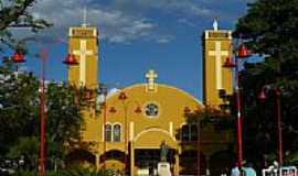 Itumbiara - Catedral de Santa Rita de Cássia em Itumbiara-Foto:Altemiro Olinto Cris…