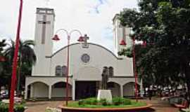 Itumbiara - Itumbiara-GO-Catedral de Santa Rita de Cássia-Foto:Ricardo Mercadante