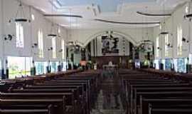 Itumbiara - Itumbiara-GO-Interior da Catedral de Santa Rita de Cássia-Foto:Ricardo Mercadante