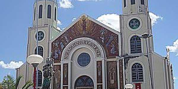 Jaraguá-GO-Caredral de N.Sra.da Penha-Foto:Wikipédia