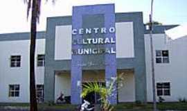 Jata� - Centro Culrutal Basileu Toledo Fran�a em Jata�-Foto:Portal Centroeste