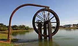 Jataí - Jataí-GO-Roda D´ Água-Foto:Parruco