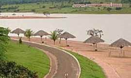 Jata� - Lago Bonsucesso em Jata�-Foto:Portal Centroeste