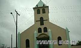 Joviânia - Joviânia-GO-Igreja de N.Sra. D´Abadia-Foto:Leandro R Costa