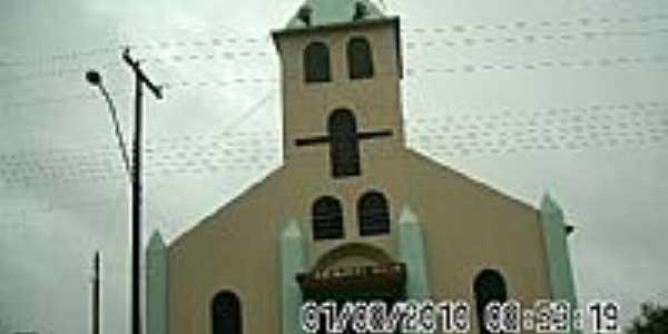Joviânia-GO-Igreja de N.Sra. D´Abadia-Foto:Leandro R Costa