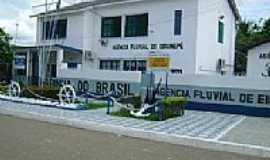 Eirunepé - Eirunepé-AM-Agência Fluvial-Foto:eirunet.blogspot.com.br