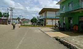 Eirunepé - Eirunepé-AM-Avenida Getúlio Vargas-Foto:eirunet.blogspot.com.br