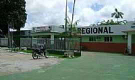 Eirunep� - Eirunep�-AM-Hospital Regional Vin�cios Conrado-Foto:eirunet.blogspot.com.br