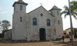 Luzi�nia - Luzi�nia-GO-Igreja do Ros�rio-Foto:Paulo Cesar da Silva