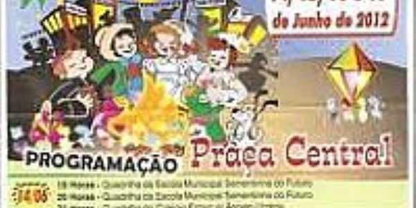 Festa Junina em Mairipotaba-GO