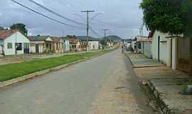 Mambaí - Mambaí-GO-Avenida Brasil-Foto:Josemy e Giovanna Oliveira
