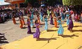 Mara Rosa - Desfile