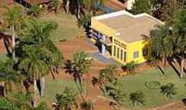 Maurilândia - Maurilândia-GO-Biblioteca Municipal-Foto:www.citybrazil.com.br