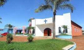 Maurilândia - Igreja Matriz de Maurilândia, Por Ivon Rocha Lima