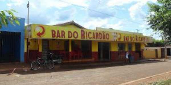 Maurilândia, Go e os bares, Por Ivon Rocha Lima
