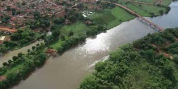 Maurilândia, Go e o o Rio Verdão, Por Ivon Rocha Lima