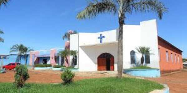 Igreja Matriz de Maurilândia, Por Ivon Rocha Lima