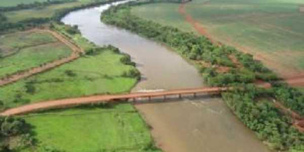 Nosso Rio Verdão em maurilândia, Go, Por Ivon Rocha Lima